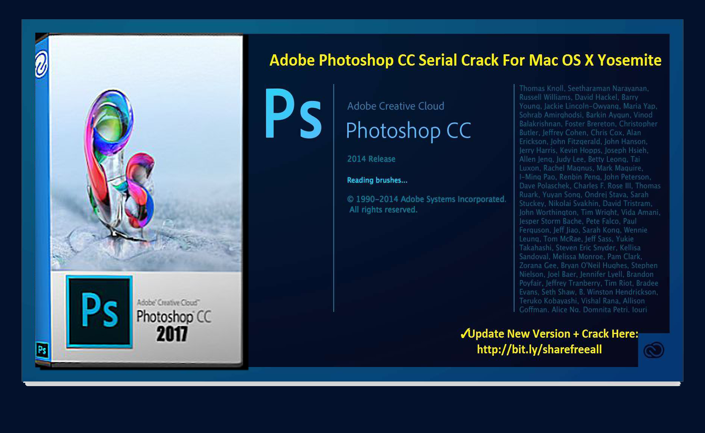 adobe photoshop cc  cracked
