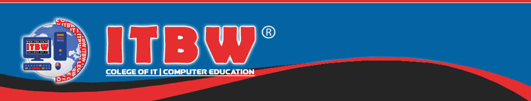 ITBW COLLEGE OF IT